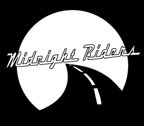 Allman Brothers Tribute Band Midnight Riders Logo