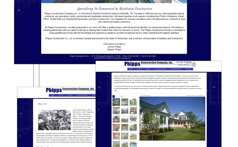 Phipps Construction Company
