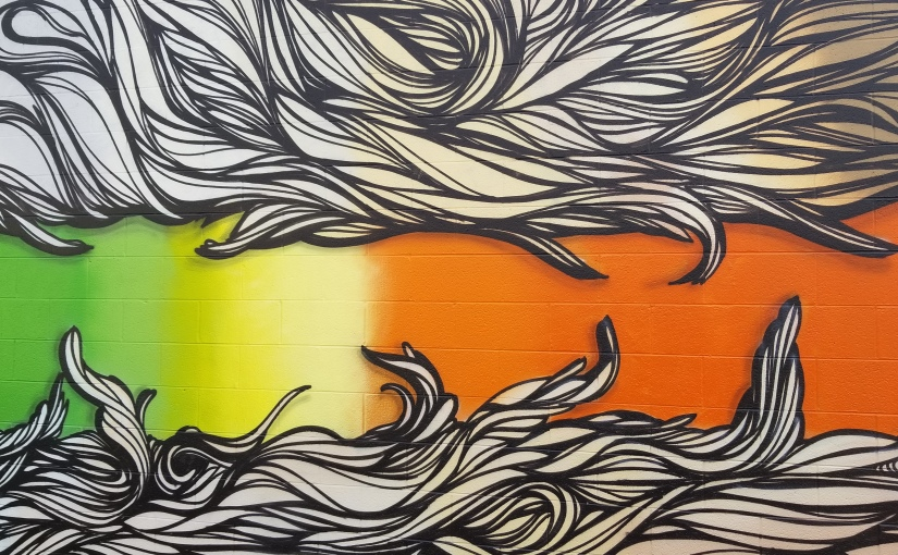 Urban Art Photography – featuring Graffiti Artist Nathan Brown andothers.