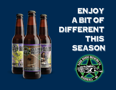 Dark Horse BreweryAds