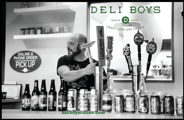 Deli Boys Ad