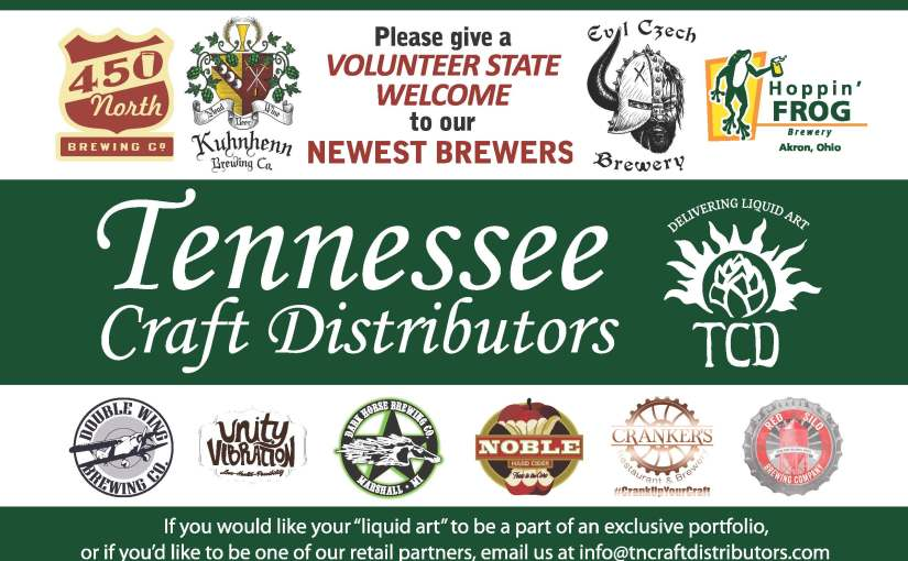 TN Craft Distributors Ad